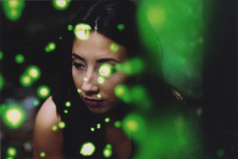 Volvox photos by Cora Alvarez